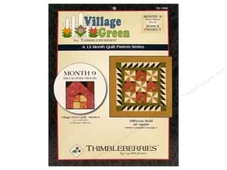 Village Green Month #9 Pattern