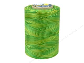 Stars Spring: Coats & Clark Star Variegated Mercerized Cotton Quilting Thread 1200 yd. #831 Spring Meadow