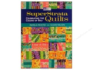 That Patchwork Place: SuperStrata Quilts Book