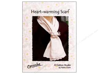 Valentines Day Gifts: Heart Warming Scarf Pattern