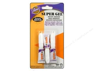Aleene&#39;s Platinum Bond Adh Super Glue Gel 3pc