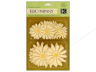 K&Co Layered Accents Daisy