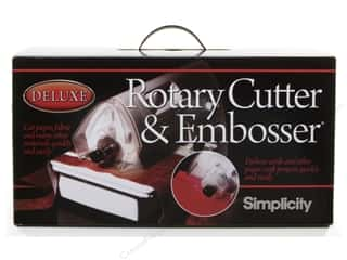 Weekly Specials Paper Trimmers: Simplicity Rotary Cutting  Mach Cutting&Embosser