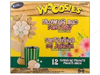 Forster Woodsies Project Pack Flowerbed Fantasy