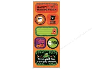 Best Creation Expression Chipboard 7 pc. Trick Or Treat