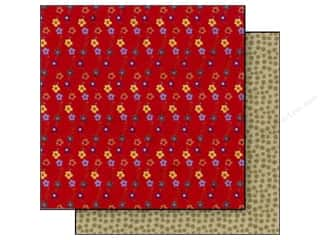 Chipboard Sheets: Best Creation 12 x 12 in. Paper Autumn Flower Cascade (25 sheets)