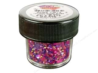 Art Institute Glitter .5oz Gala Glitz Mauvie