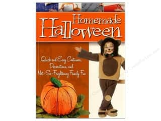 Fox Chapel Publishing Homemade Halloween Book