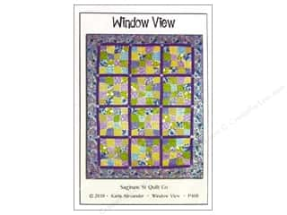 Miss Rosie's Quilt Company: Window View Pattern