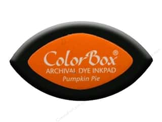 ColorBox Archival Dye Ink Pad Cat's Eye Pumpkin Pie