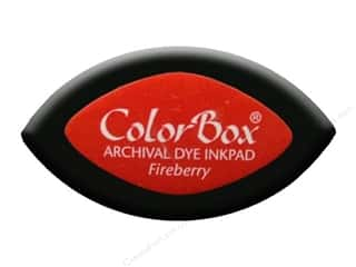 ColorBox Archival Dye Ink Pad Cat's Eye Fireberry