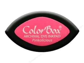 ColorBox Archival Dye Ink Pad Cat's Eye Pinkolicious