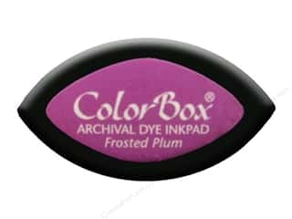 ColorBox Archival Dye Ink Pad Cat's Eye Frosted Plum