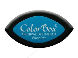 ColorBox Archival Dye Inkpad Cat's Eye Poolside