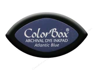 ColorBox Archival Dye Ink Pad Cat's Eye Atlntc Blu