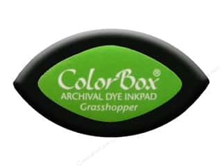 ColorBox Archival Dye Ink Pad Cat's Eye Grasshopper
