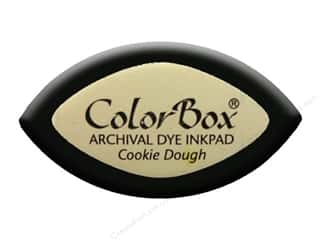 ColorBox Archival Dye Ink Pad Cat&#39;s Eye Ckie Dough