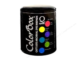 Weekly Specials: ColorBox Archival Dye Ink Pad Queue Beach Towels