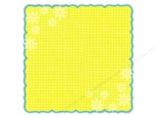 Clearance Sunworks Construction Paper 9 x 12: Doodlebug Paper 12 x 12 in. Die Cut Bon Appetit (25 sheets)
