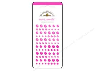 Doodlebug Sticker Jewels Mini Bubblegum