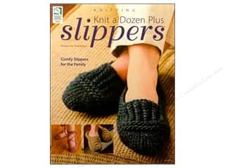 Knit A Dozen Plus Slippers Book