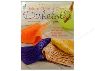 More Than A Dozen Dishcloths Book