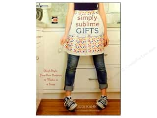 Simply Sublime Gifts Book
