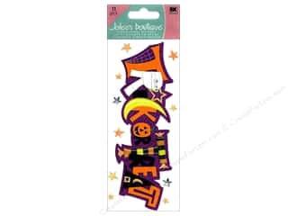 Jolee's Boutique Title Stickers Trick Or Treat