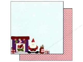 Best Creation Paper 12x12 FaLa Christmas Santa L (25 sheets)