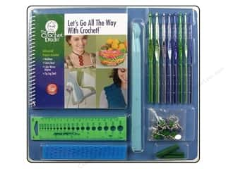 Boye Kits Crochet Dude Adv Let's Go All Crochet
