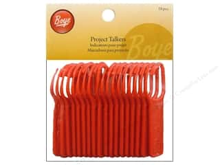 Boye Yarn Accessories Project Talkers 18pc