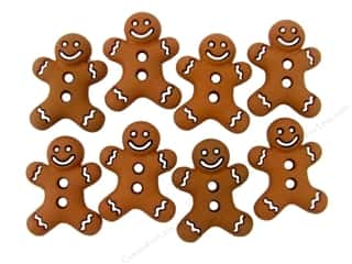 Jesse James Buttons Jesse James Embellishments: Jesse James Dress It Up Embellishments Christmas Collection Iced Cookies