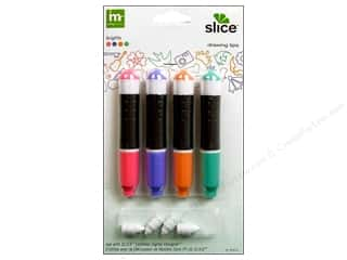 Slice by Elan: Making Memories Slice Drawing Tips Brights