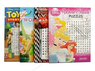 Jumbo Word Search Puzzle Book Disney Assorted