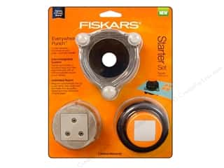 Fiskars Fiskars Punch: Fiskars Punch Everywhere Starter Set
