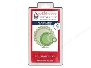 Spellbinders Nestabilities Die Beaded Circles