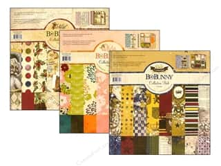 Bo Bunny Paper Collection Packs, SALE $11.24-$14.99.