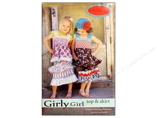 Girly Girl Top & Skirt Pattern