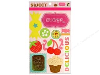 DieCuts Sticker Sweets Words Icon