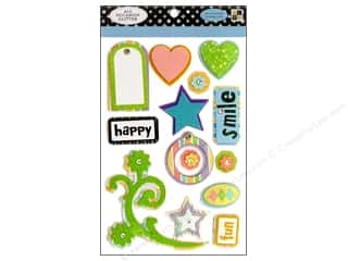Stock Up Sale Sulyn Glitter: DieCuts Sticker Pop Up Felt All Occasion Glitter