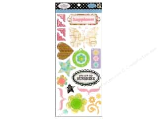 sticker: DieCuts Sticker Epoxy Shapes All Occasion