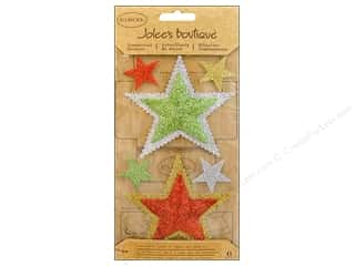 Stickers Christmas: Jolee's Boutique Stickers Christmas Stars