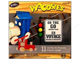 Clearance Woodsies: Woodsies On The Go Project Pack