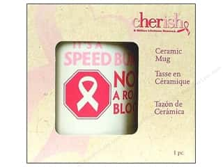 Simplicity Trim: Simplicity Cherish Mug Ceramic Speed Bump