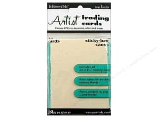 Ranger Inkssentials Surfaces ATC Adh Canvas N20pc