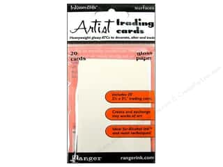 Ranger Inkssentials Surfaces ATC Gloss White 20pc