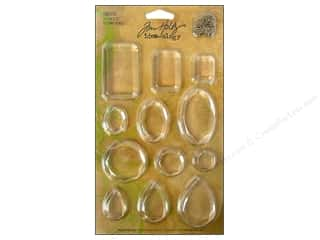 Tim Holtz Idea-ology Facets 12pc