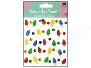 Jolee&#39;s Boutique Stickers Repeats Christmas Lights