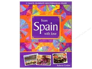 C&T Publishing From Spain With Love Book