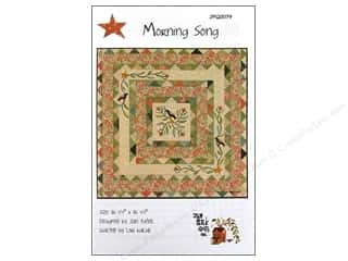 Quilting: Morning Song Pattern